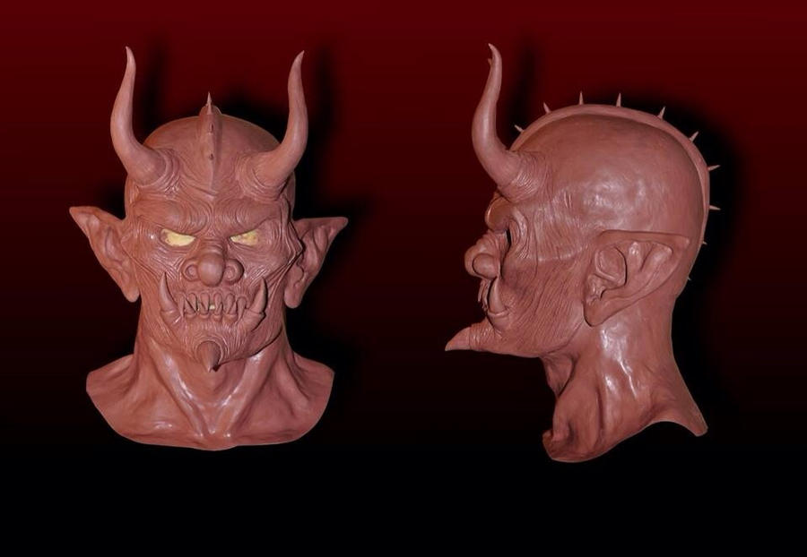 Gargoyle Sculpt by aylap