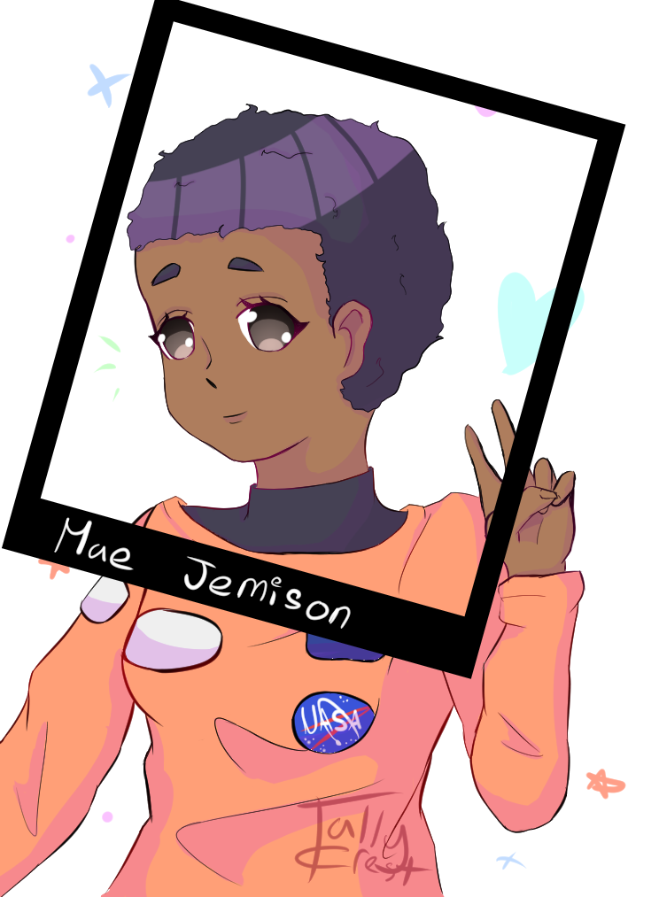 Mae Jemison by TallyCrest