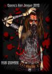 Fan art Rob Zombie by Jensat