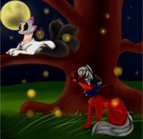 In the Moonlight by WolftheTrain