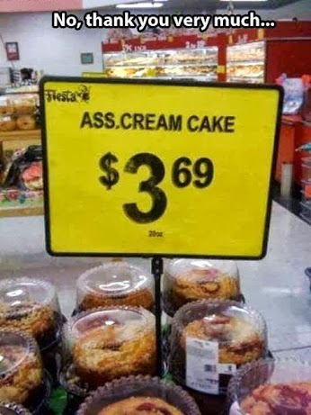 Ass Cream By Cosenza987