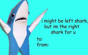 Are you left shark?