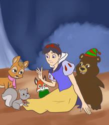 SP - Disney #1 by Salmagundi-Sweet