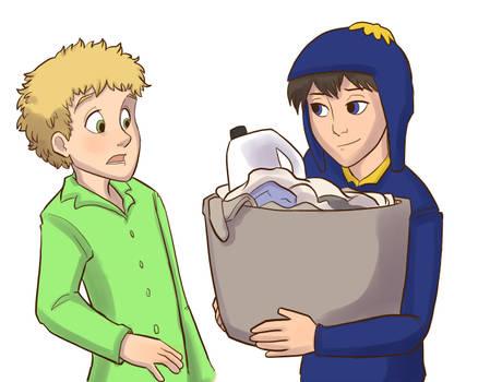 SP - Laundry