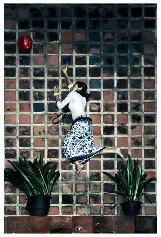 reaching...