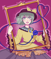 Koishi Komeiji by peppermint-tea39