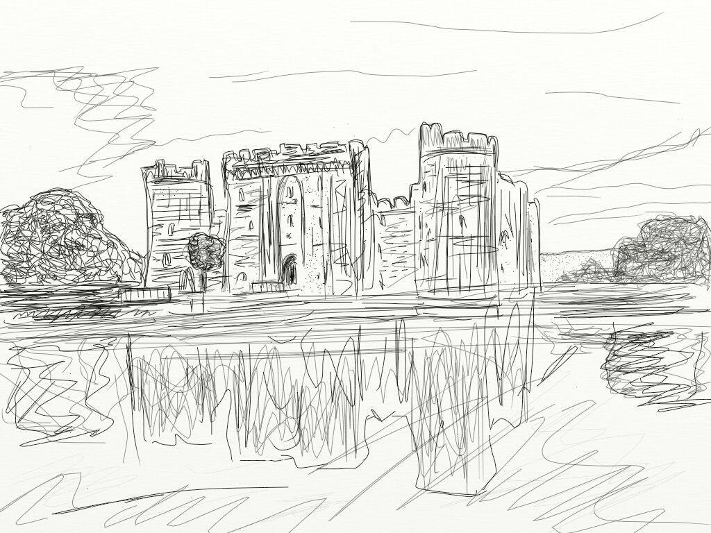 castle by majykwolfe