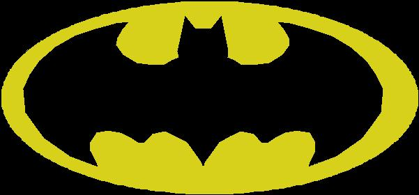 The old batman logo draw by myself by midnightkittykat369