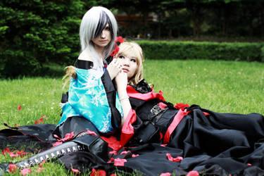 VersaillesPotRS: Teru+Hizaki by rheepyr