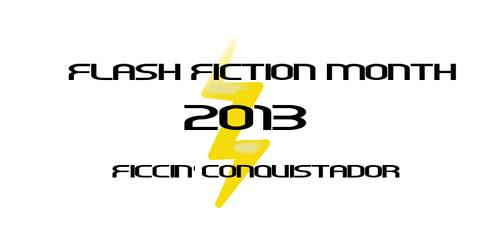 Official FFM Mug 2013 by Flash-Fic-Month