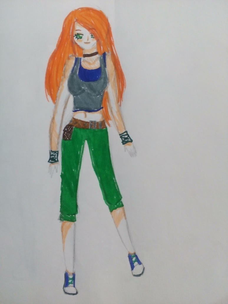 Kim possible by Darkittycat13