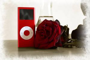 iPod Nano RED by wiim