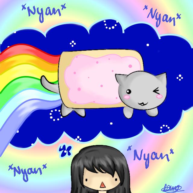 Nyanyanyanyanyan... by Azuyasai