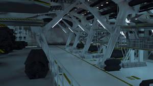 Enterprise (post STID) Hangar 1