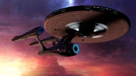 Enterprise (refit) 3