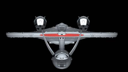 Enterprise Beyond (back)