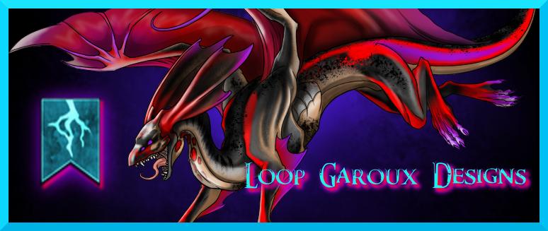 Skin Mirror F Dragon Elements Friendly44 by LoopGaroux