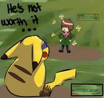 Pika vs Bieber by BBopper