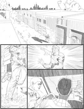 Dark Horse Submission - Ghost Page 1