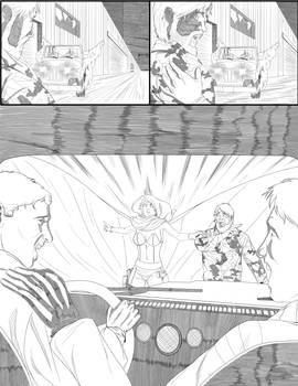 DARK HORSE SAMPLE - Ghost page 5