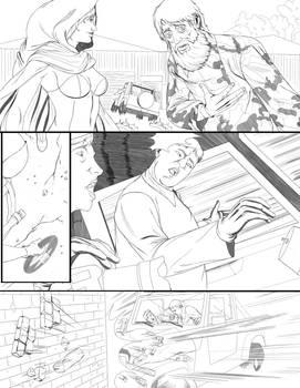 DARK HORSE SAMPLE - Ghost page 7