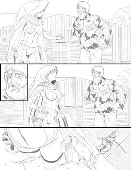 DARK HORSE SAMPLE - Ghost page 8