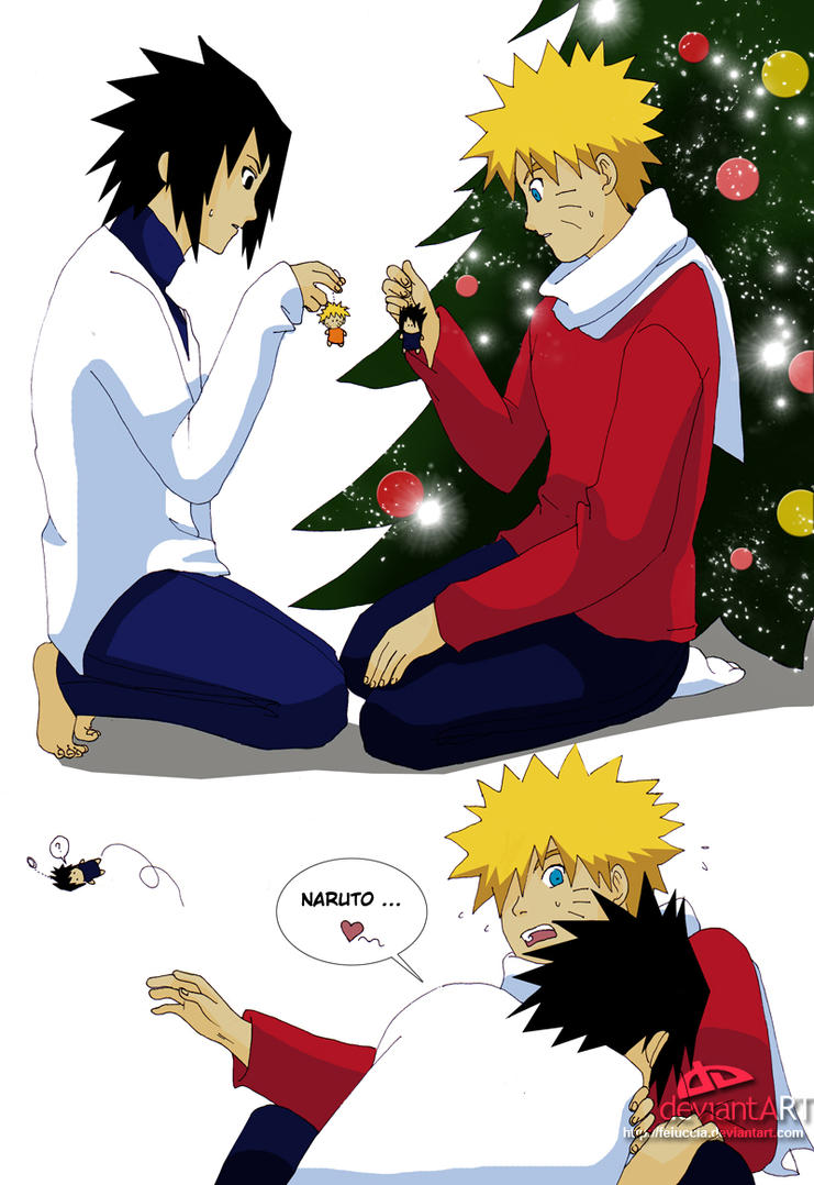 christmas anime naruto - photo #12