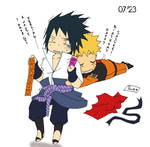 Happy bithday Sasuke