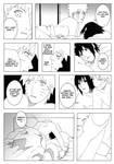 Naruto and Sasuke:I love you 4 by Feiuccia