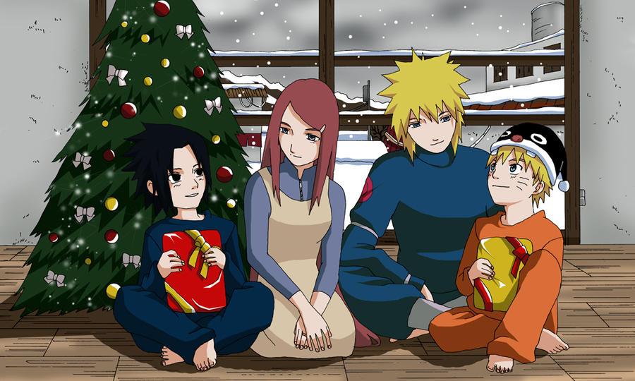 uchiha family christmas - photo #16