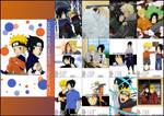 SasuNaru calendar 2011