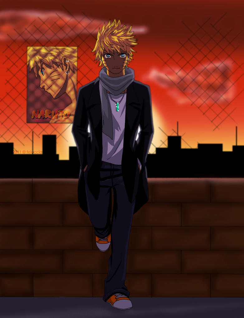 Naruto popstar by Feiuccia