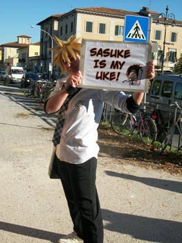 Naruto and his passion