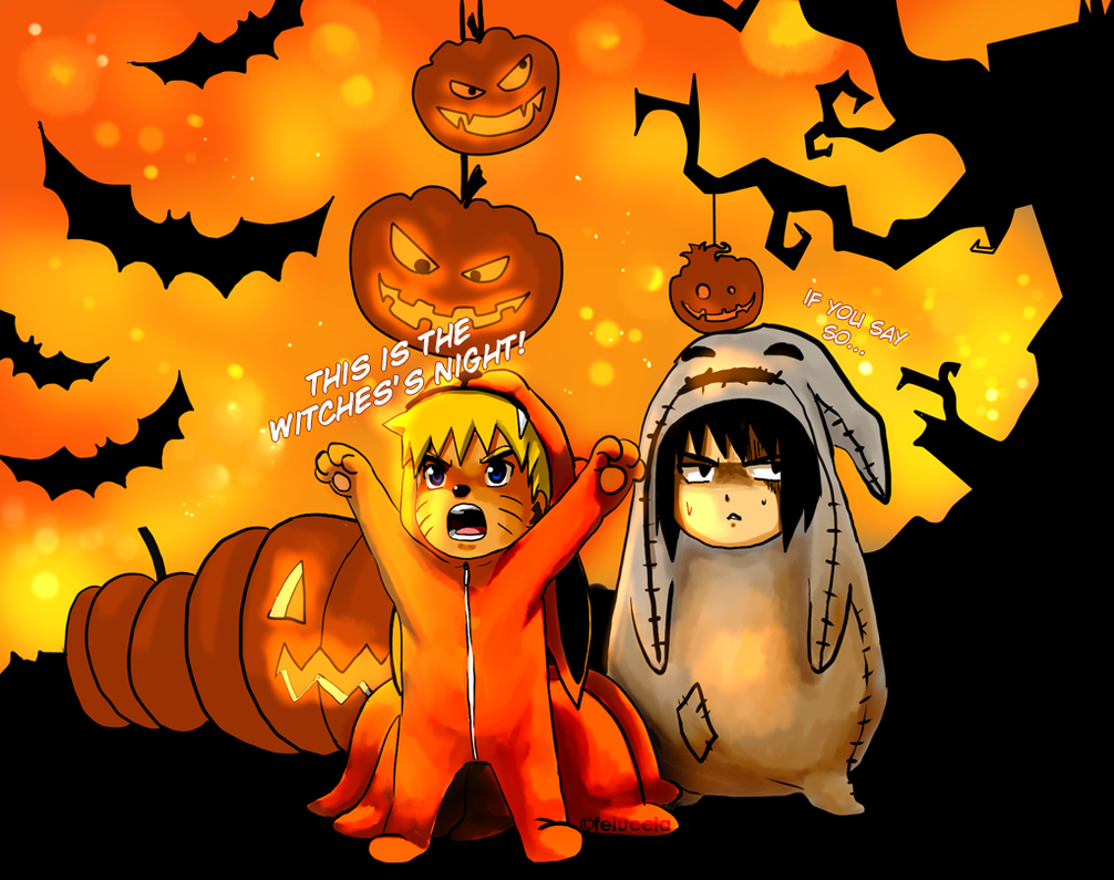 This is Halloween by Feiuccia
