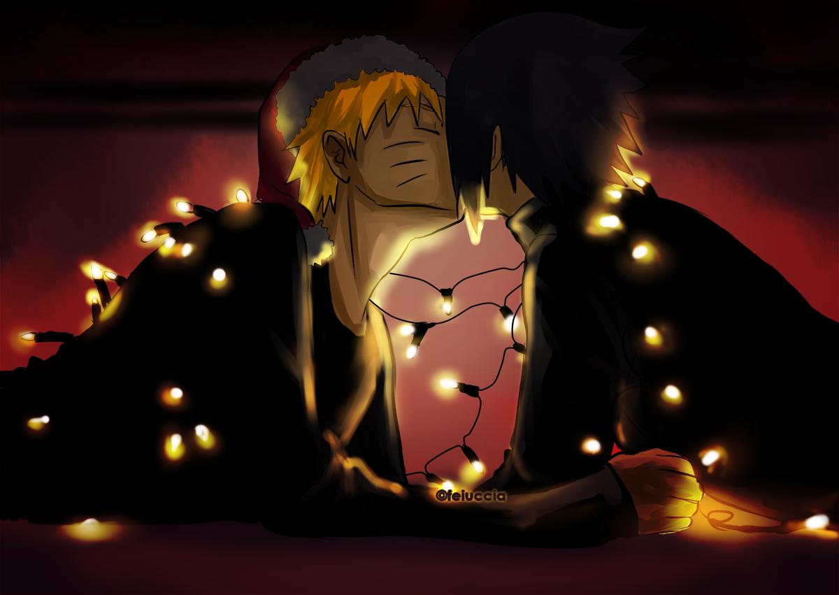 Výsledek obrázku pro christmas yaoi