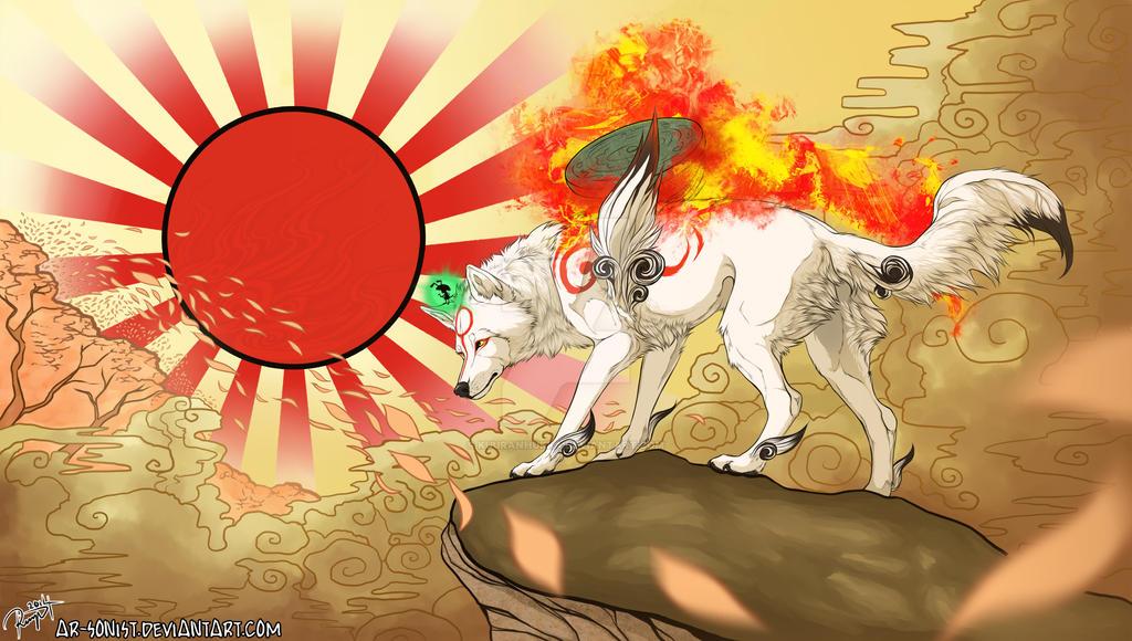 The Sun Rises by Kuuranhukka