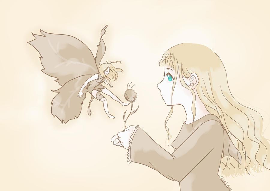 lysi Fan Art by Little-Roisin