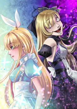 Alice and Dark Alice Force Of Will
