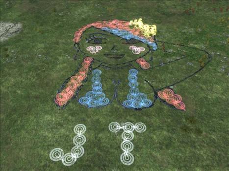 Halo Forge Art--Cassie