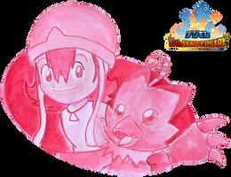 Odaiba Memorial Day: Sora by Lucky-phantom
