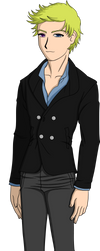 Ethan Ashford by WitchCrystalChan/MyTragicLover by MyTragicLover