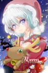 Merry Christmas 2010 by Nekoi-Echizen