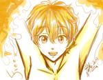 Nagisa sketch - Free! Iwatobi Swim Club