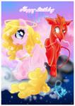 Sacro/Profano pony - HBday Mirka