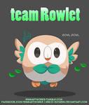 Team ROWLET