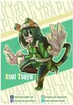 PLUS ULTRA - Asui Tsuyu