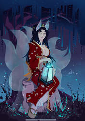 A tails' tale by Nekoi-Echizen