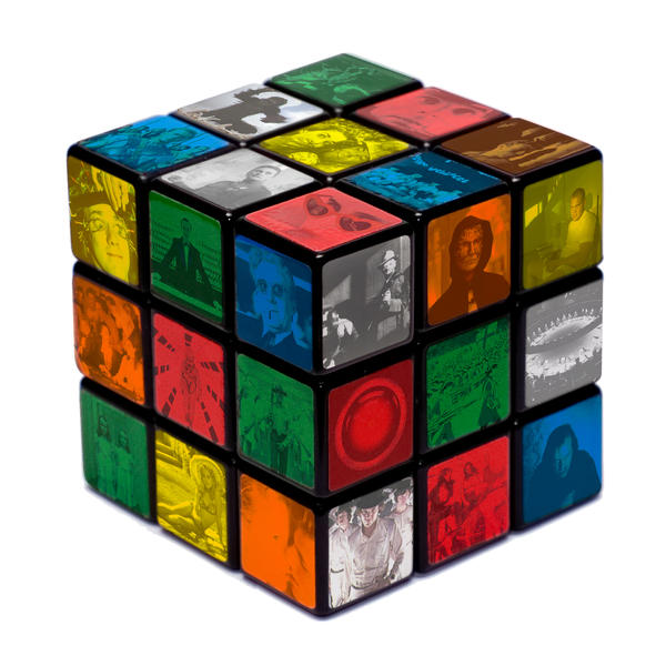Kubrick's Cube