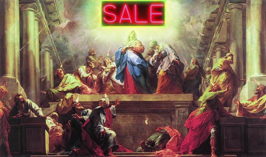 Sale by quartertofour