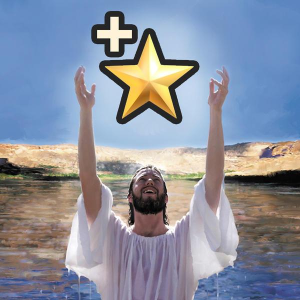 Fav Jesus by quartertofour